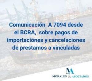 Comunicacion A 7094